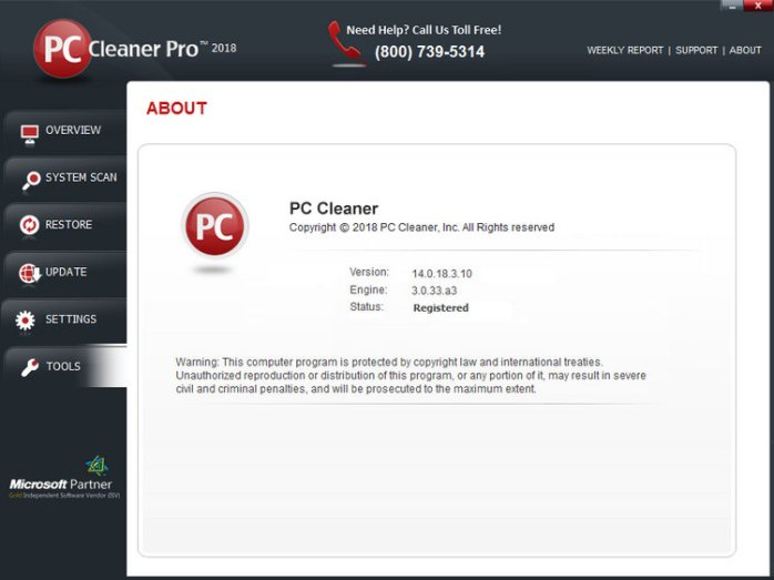 PC Cleaner 2018