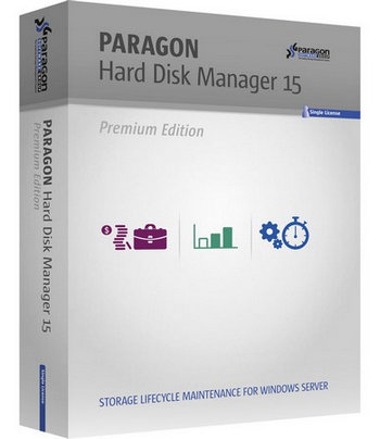Paragon Hard Disk Manager 15 Premium Download