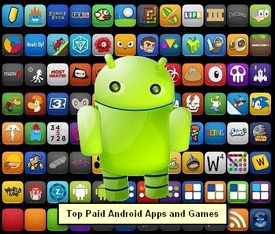 Top Paid Android Apps and Games Pack