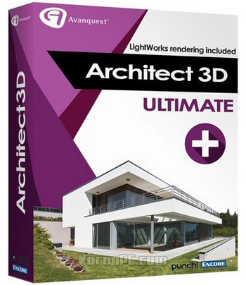 Avanquest Architect 3D Ultimate Plus 2017 19.0.2