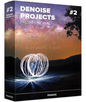 Franzis DENOISE Projects Professional