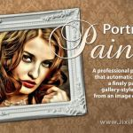 JixiPix Portrait Painter 1.33 + Portable [Latest]