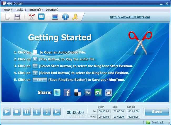 MP3 Cutter Full Download