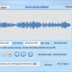 Free MP3 Cutter Joiner 10.8 + Portable [Latest]