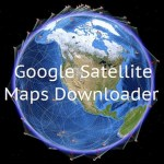 Google Satellite Maps Downloader 8.07 [Latest]