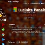 Lucinite Panels 2.0.919.1245 [Latest]