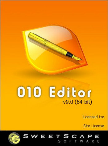 SweetScape 010 Editor 9 Download