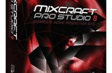 Acoustica Mixcraft Pro Studio 8.1 Build 412 [Latest]