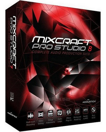 Acoustica Mixcraft Pro Studio 8 Full Download