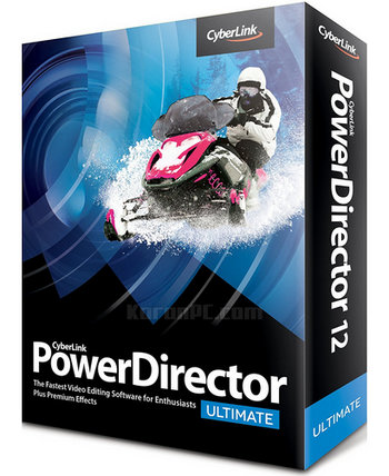 CyberLink PowerDirector Ultimate 16 Free Download