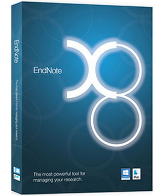 Thomson Reuters EndNote X8