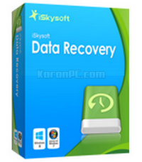 Download iSkysoft Data Recovery Full