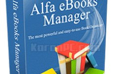 Alfa eBooks Manager Web 8.1.35.1 + Portable [Latest]
