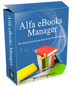 Download Alfa eBooks Manager Web Software Full