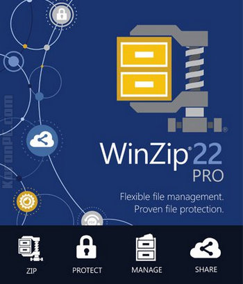 WinZip 22.0 Build 12684