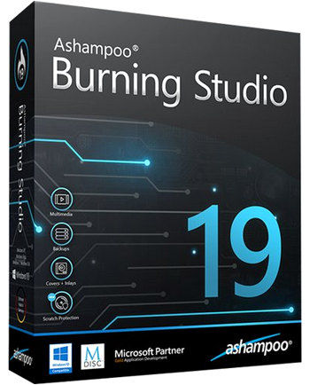 Ashampoo Burning Studio 19.0.3.12 + Portable [Latest]