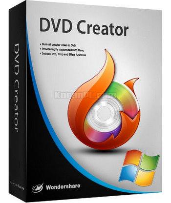 Download Wondershare DVD Creator 6 Full