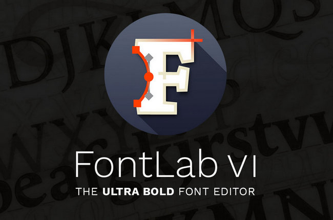 FontLab VI Full Version