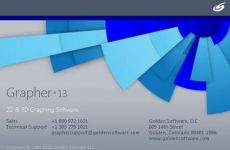 Golden Software Grapher 15.2.311 Free Download
