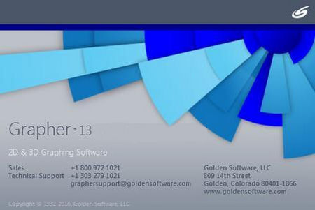 Golden Software Grapher 13 Full Download