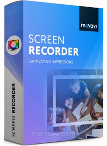 Download Movavi Screen Recorder Full