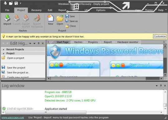 passcape software reset windows password iso