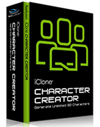 Reallusion iClone Character Creator With Content Pack Full
