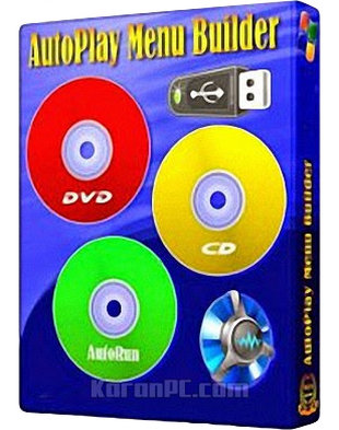 AutoPlay Menu Builder 8.0 Build 2458 [Latest]