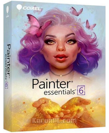 Corel Painter Essentials 6 Full Version