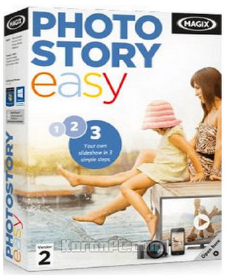 MAGIX Photostory Easy Full Version