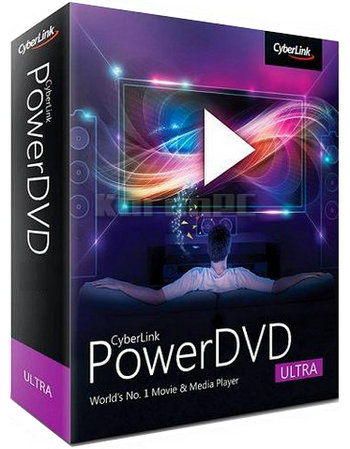 CyberLink PowerDVD Ultra 18.0.1619.62 Full Download