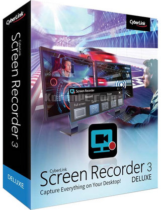 CyberLink Screen Recorder Deluxe Full Version