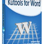 Kutools for Microsoft Word 8.90 Free Download
