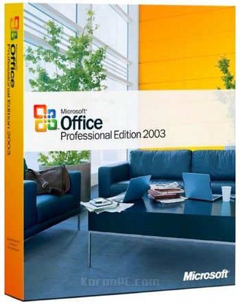 Microsoft Office 2003 Professional SP3 Full Version
