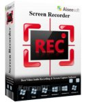 Aiseesoft Screen Recorder 2.2.20 Free Download + Portable
