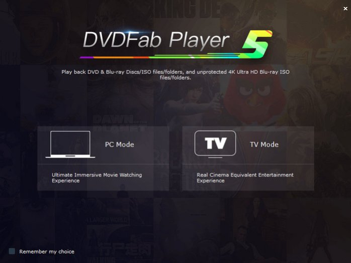 DVDFab Player 5 Serial Key Full