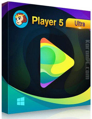 DVDFab Player Ultra 5.0.1.7 Free Download