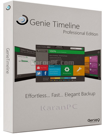 Genie Timeline Pro 2018 Full Version