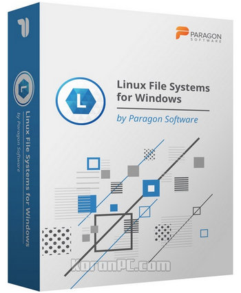 Paragon Linux File Systems for Windows Full Version