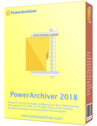 PowerArchiver 2018 Professional Full