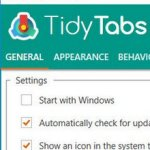 TidyTabs Pro 1.17.3 Free Download [Latest]