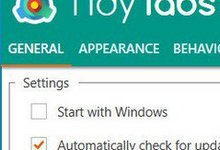 TidyTabs Pro 1.18.0 Free Download [Latest]
