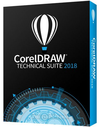 CorelDRAW Technical Suite 2018 Free Download
