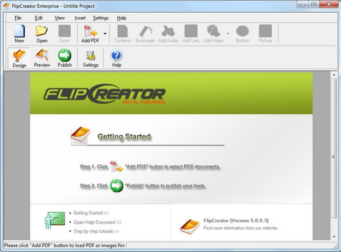 FlipCreator 5 0 0 8 Free Download [Latest] - Karan PC