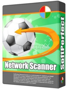 Download SoftPerfect Network Scanner Full