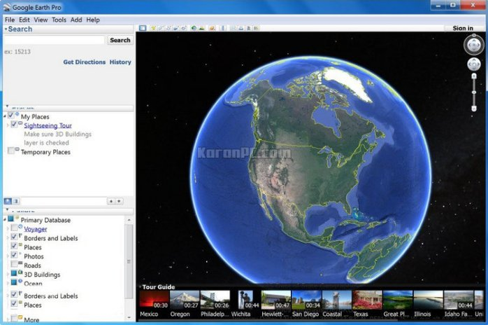 google earth free download 2018