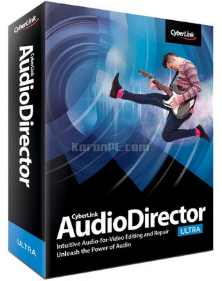 CyberLink AudioDirector Ultra 9 Free Download