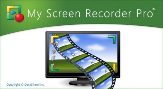 Deskshare My Screen Recorder Pro Full Version