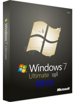 Download Windows 7 Ultimate Sp1 (x86/x64) Multilingual - August 2019