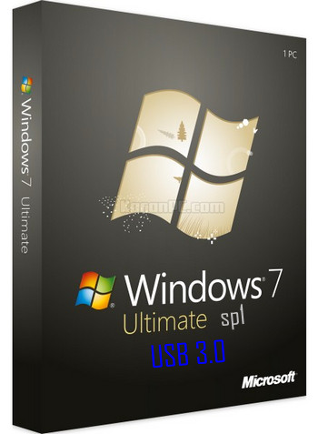 Windows 7 Ultimate Sp1 x86 x64 En-US September 2018 USB 3.0